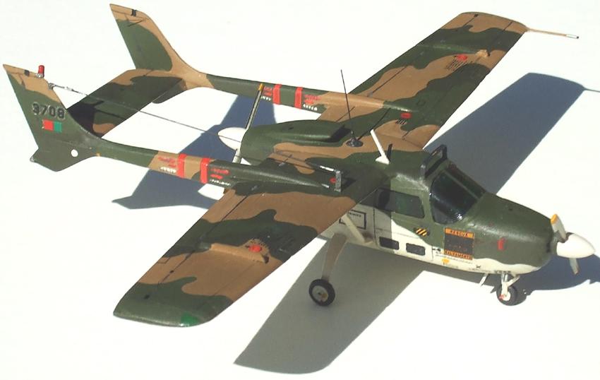 GC6V4WG #14 PT FAP - Cessna 337 Super Skymaster (Unknown Cache) in
